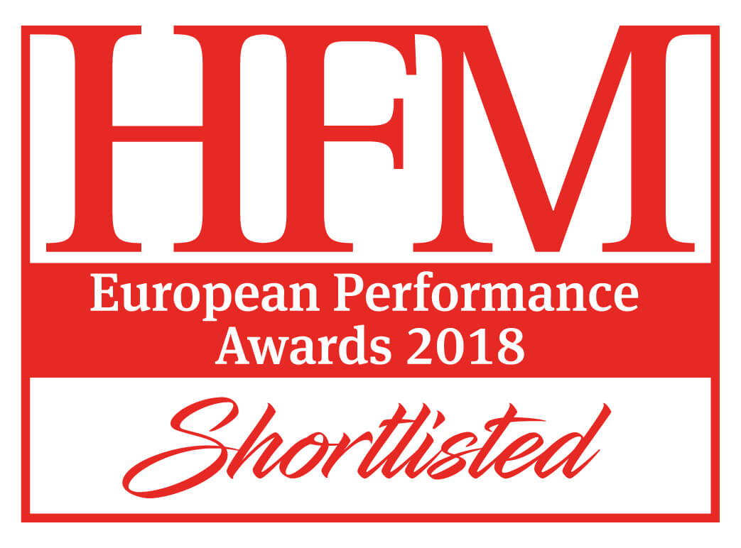 HFM European Performance awards 2018_Shortlisted logo